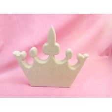 18mm MDF Fancy Crown 150mm